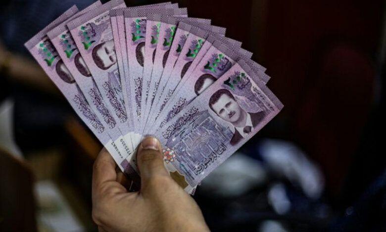 أسعار صرف الدولار والعملات مقابل الليرة السورية الأحد 2020-12-20