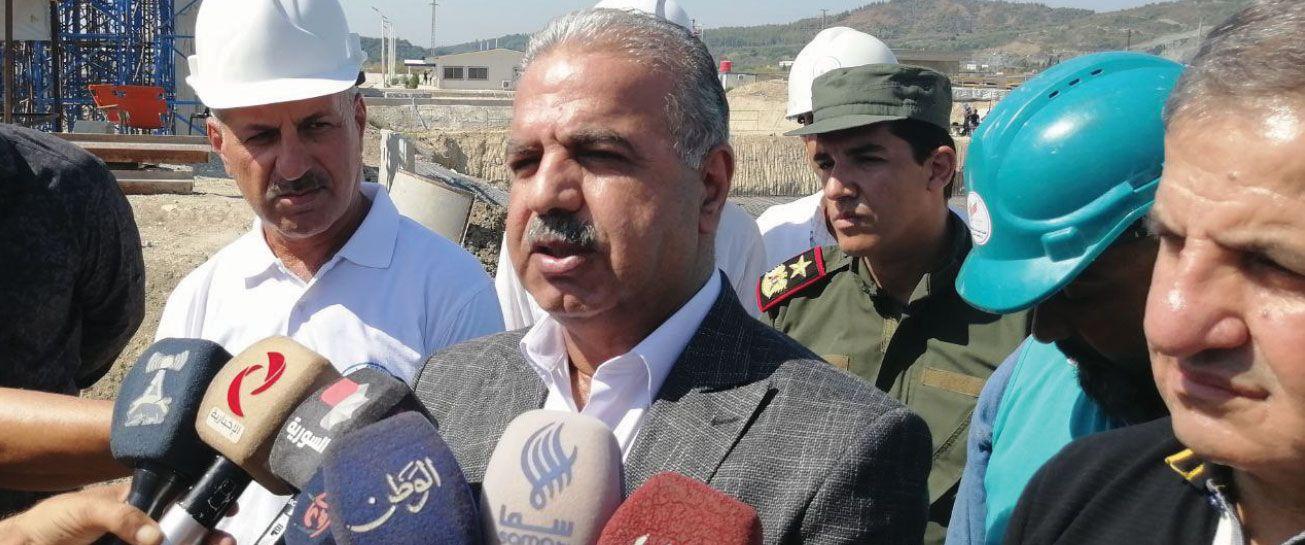 تصريح حكومي حول استجرار الكهرباء إلى لبنان عبر سوريا