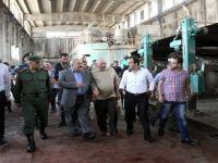 مبلغ ضريبي ضخم يتسبب بوفاة صاحب منشأة صناعية في حلب