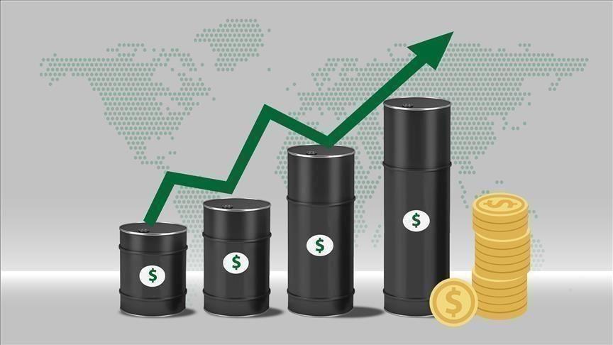 أسعار النفط تشهد ارتفاعاً كبيراً والخام الأمريكي يتجاوز 80 دولاراً