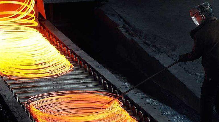 ارتفاع كبير بسعر خام الحديد ليتجاوز 50 في المئة خلال ثلاث أسابيع