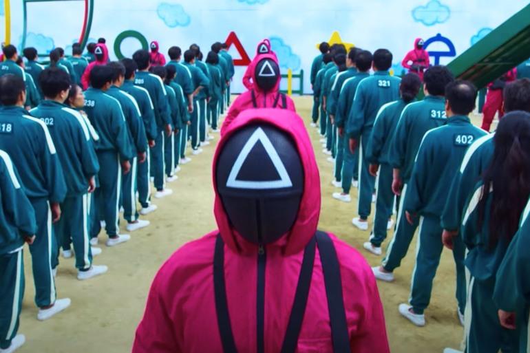 الأخطاء في لعبة الحبار.. مشاهد قد تجعلك تعيد مشاهدة المسلسل الكوري (صور)